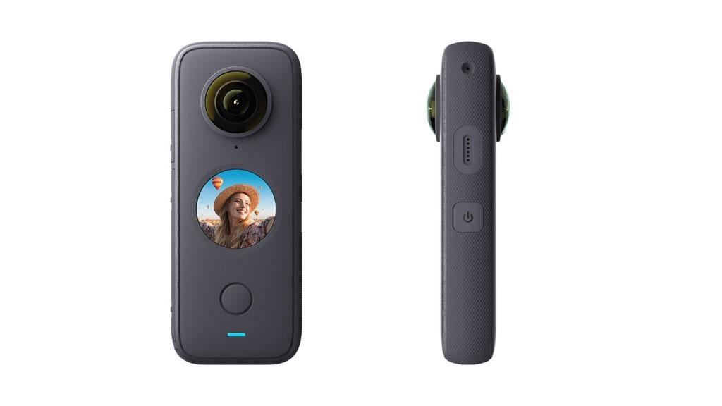 Inst Kamera für 360° Aufnahmen